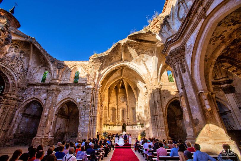 6 lugares incre bles en espa a para celebrar tu boda woowday - Sitios para bodas en madrid ...