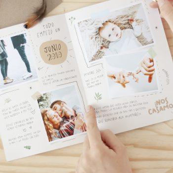 Invitaciones de boda foto