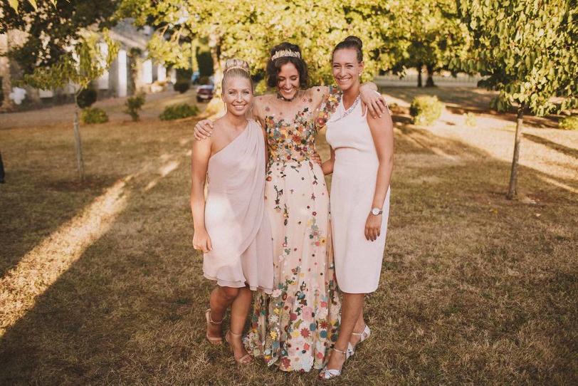 vestido de novia hecho a mano, un diy muy original - woowday