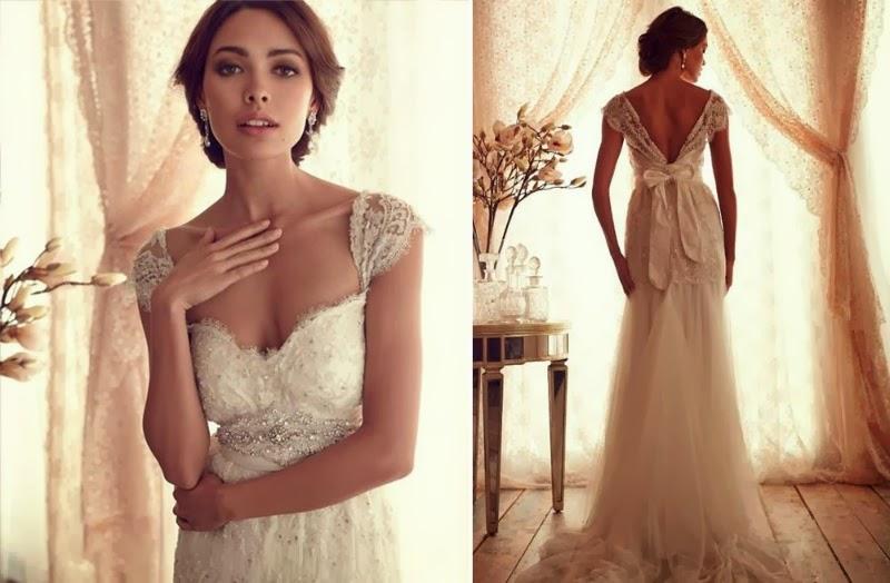 Resultado de imagen de vestido novia vintage