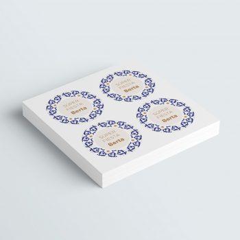 adhesivos para bodas y fiestas