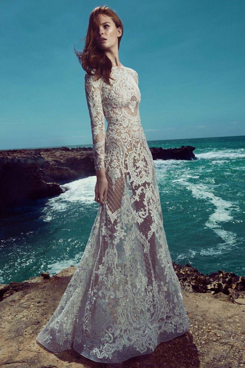 Vestidos de novia - Tendencias 2017 - Woowday